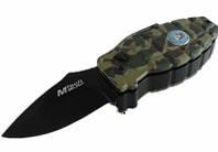 Зажигалка с откидным ножом Multifunction