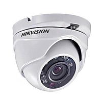 Видеокамера купольная цветная Hikvision DS-2CE55A2P-IRM (2,8 mm)