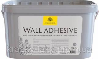 Клей WALL ADHESIVE TM KOLORIT для шпалер паперових, легких вінілових, склохолста