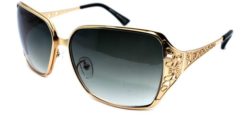 Солнечные очки модные женские Lantemeng