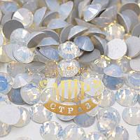 Стразы DMC White Opal ss12(3мм).Цена за 100шт.