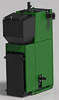 Котёл для дома длительного горения 40 кВт (200-400м2) экономичный