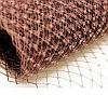 Вуаль шляпная Латте 23x50 cм