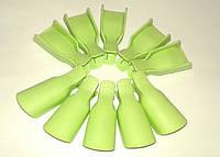 Зажимы для снятия гель-лака 1 упаковка - 10 шт.