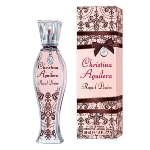 Christina Aguilera Royal Desire парфюмированная вода 75 ml. (Кристина Агилера Роял Дезире)