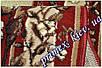 """Синтетический ковер эконом-сегмента Gold Karat """"Мелодия"""", цвет красный, фото 2"""