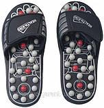 Массажные тапочки Lanaform, для массажа ног, фото 2