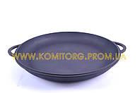 Сковорода чугунная порционная Биол 22 см