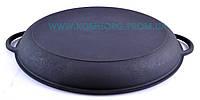 Чугунная крышка-сковорода Биол 26 см