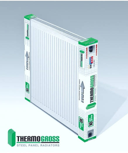 Радиатор стальной TНERMOGROSS тип 11 300/1100