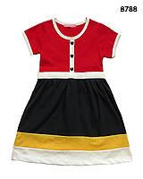 Летнее платье для девочки. 92 см, фото 1