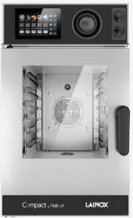 Пароконвектомат Lainox Compact Naboo COEN 026(інжектор), фото 2