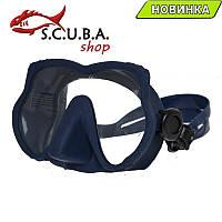 Маска для подводного плавания Marlin Frameless Excel Blue, фото 1