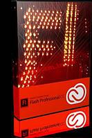 Flash Professional CC Multiple Platforms Multi European Languages 1 USER 1 Year (65227417BA04A12)