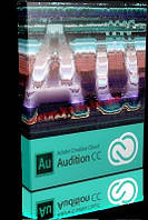 Adobe Audition CC Multiple Platforms Multi European Languages 1 USER 1 Year (65227536BA02A12)
