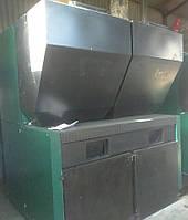 Промышленный котёл твердотопливный с автоматикой и чисткой теплообменника 630 кВт