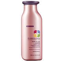 Pureology Pure Volume Shampoo Шампунь для увеличения объема для окрашенных волос, 250 мл
