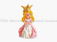 Фигурки из мастики  - Принцесса №1 - 30633