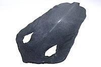 Кожа морского ската, полированная, овальной формы
