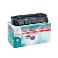 Картридж тонерный WWM для HP LJ P2015/P2014/M2727 аналог Q7553A (LC27N)
