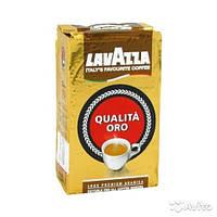 """Кофе молотый """"Lavazza"""" ORO 250г (100% арабика. Обжарка средняя)"""