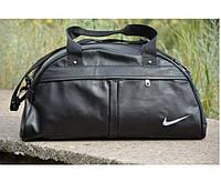 Спортивная кожаная сумка Nike, фото 1