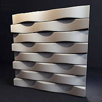 Стеновая 3D панель Плетенка, фото 1