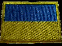 Аппликация термоклеевая флаг 002