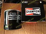 Фильтр масляный Ваз 2101 2102 2103 2104 2105 2106 2107 2121 Нива CHAMPION Чемпион CH C102, фото 2
