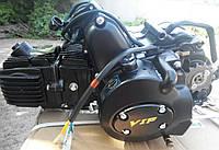 Двигатель Альфа, Дельта 110 см3 механика