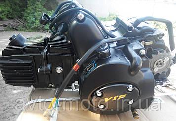 Двигун Альфа, Дельта 110 см3 механіка