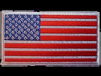 Аппликация термоклеевая флаг 005