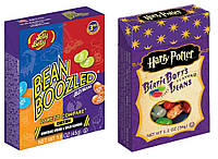 Набор 2 шт.: Jelly Belly Bean Boozled 45 грамм + Harry Potter 34 грамма