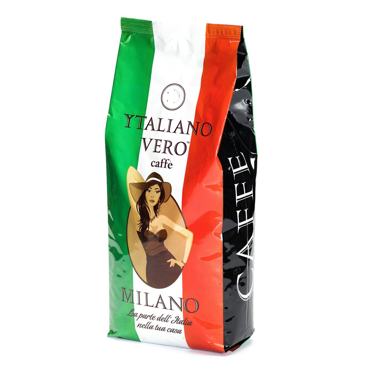 Кофе зерновой Italiano Vero Milano