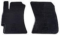 Резиновые передние коврики для Subaru Forester III (SH) 2008-2011 (STINGRAY)