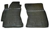 Полиуретановые передние коврики для Subaru Forester III (SH) 2008-2011 (AVTO-GUMM)
