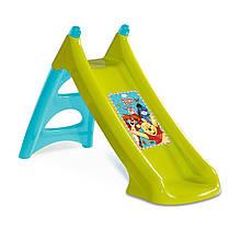 """Игровые площадки «Smoby» (310467) горка садовая """"XS"""" """"Винни-Пух"""" с водным эффектом, длина спуска 90 см"""