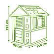 """Игровые площадки «Smoby» (310064) домик дачный """"Уикенд (Pretty)"""" с раздвижными ставнями, фото 2"""