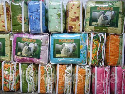 Одеяло шерстяное 170*210 поликотон (2915) TM KRISPOL Украина
