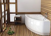 AQUAFORM HELOS COMFORT Асимметричная ванна 150x100 левая. (арт.241-05100)