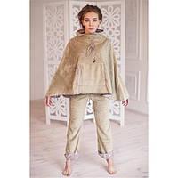 Дизайнерские брюки флисовые