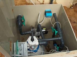 Фильтры для бассейнов ,фильтровальные станции для бассейна