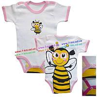 Боди для младенцев Vit929 коттон 4 шт (6-18 мес)