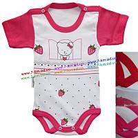 Боди для младенцев Vit8463 коттон 3 шт (6-12 мес)