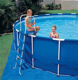 Лестницы, поручни для бассейнов