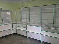 Аптечная мебель под заказ Днепропетровск