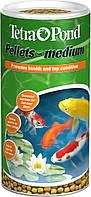 Tetra POND Pellets medium 1L - плавающие шарики для прудовых рыб