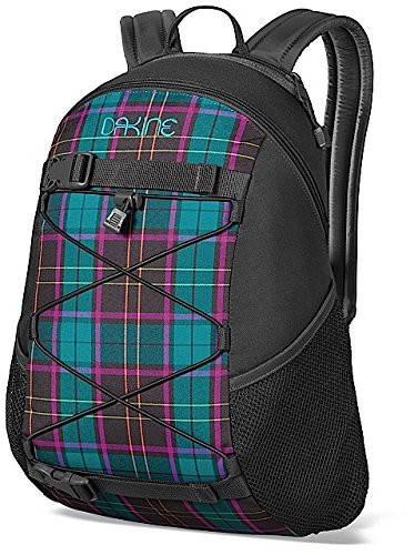Лаконичный женский рюкзак на каждый день, графит Dakine WOMENS WONDER 15L sanibel 610934897739