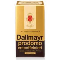 Кофе DALLMAYR Entcoffeiniert молотый 500g (без кофеина)
