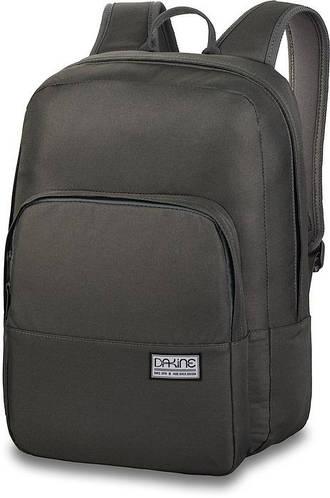Строгий женский рюкзак стального цвета для учебы Dakine WOMENS CAPITOL PACK 23L dark shadow 610934897654